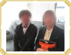 M様ご夫婦(男性40代・女性40代)