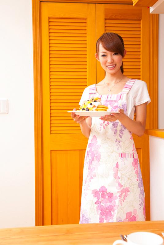 「彼氏ができて、しばらくして結婚が決まりそうになってから料理教室に通っても全然遅くはないですよ。」