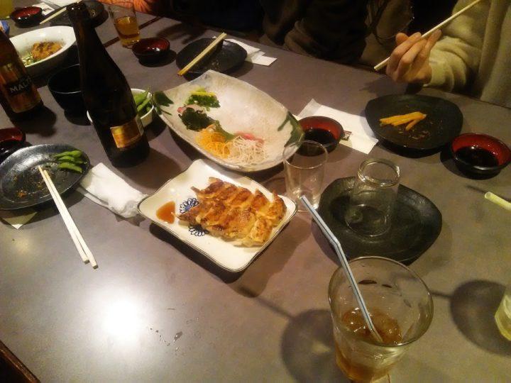 博多での居酒屋パーティーご参加ありがとうございました。