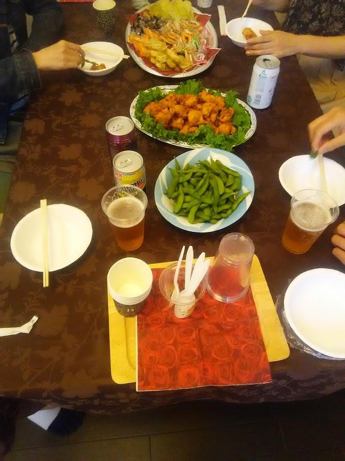 北九州サロンでのパーティーご参加ありがとうございました!
